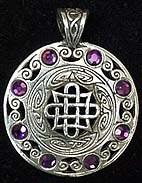 Tibetan Protection Knot