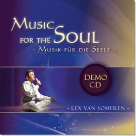 Lex van Someren - Demo-CD Musik för själen