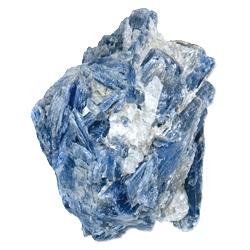 Blå Kyanitkluster - Mellan - ca.100gr