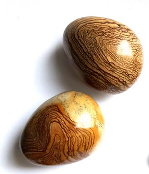 Landskapsjaspis - Äggform