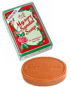 Mysore Sandal Soap 75gr.