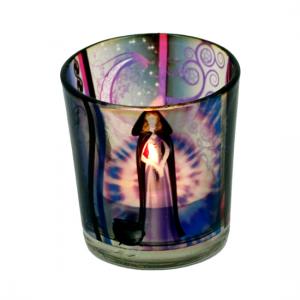 Värmeljushållare  - Wicca Fairy