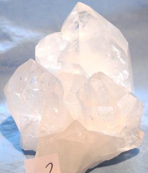 Bergkristall Kluster #2