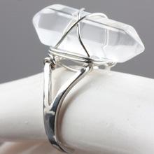 Bergkristallspets Ring