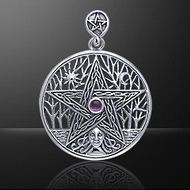 Tree of Life Pentagram