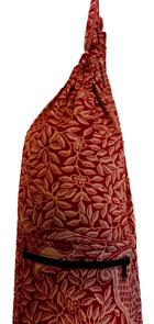 Yogamatta Väska - Asien Blommor