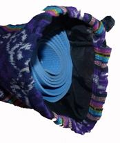 Yogamatta Väska - Ikat