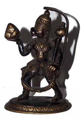 Hanuman Staty