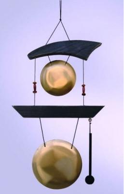 Japansk Vindspel Gong