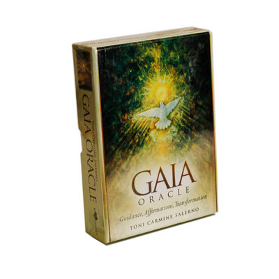 Gaia Oracle Cards - Toni Carmine SalernoGaia Oracle Cards