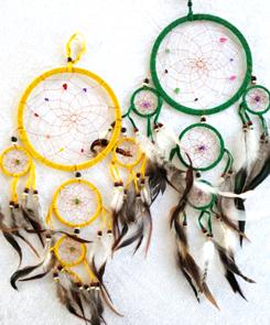 Drömfångare - 5 ring  - 58cm