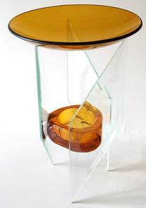 Aromlampa - Art Unique - Glas