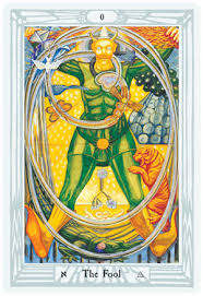 Crowley Thoth Tarot - Pocket