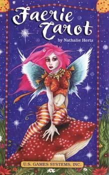 The Faerie Tarot - Natalie Hertz
