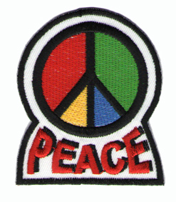 Tygmärken - Fred / Peace