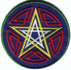 Tygmärken - Pentagram - Multi