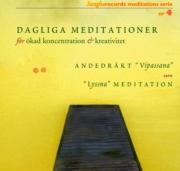 Dagliga meditationer för ökad koncentration och kreativitet . Nr 4- von Koch Kali Franciska