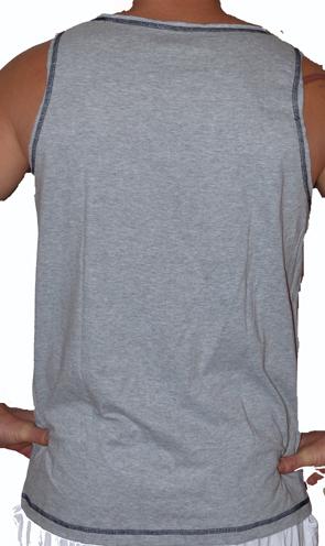 T-shirt Armlös - Livets Blomma