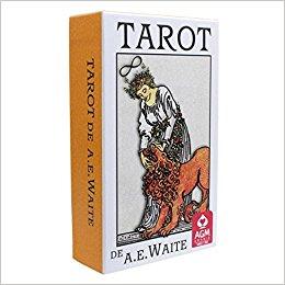 Rider Waite Tarot Premium - Standard - Engelska