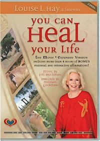 You Can Heal Your Life  (DVD) Louise Hay