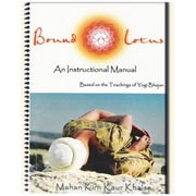 Bound Lotus Instructional Manual