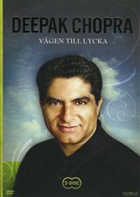 Vägen till lycka (DVD) - Deepak Chopra
