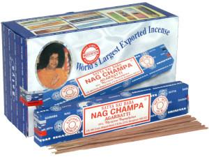 Nag Champa Rökelse 100gram