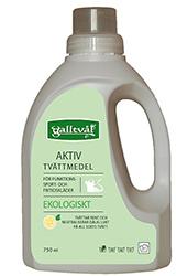 Galltvål AKTIV Tvättmedel - 750 ml