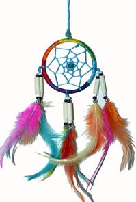 Regnbågsdrömfångare - Små