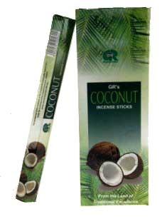 Rökelse  Kokos