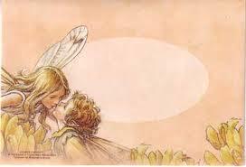 Cicely Mary Barker Fairy Romance Vykort paket