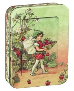 Cicely Mary Barker Fruits of the Garden Vykort paket