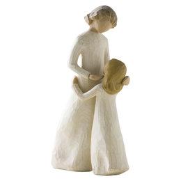 Willow Tree Figurer  -  Mother and Daughter / Mor och Dotter