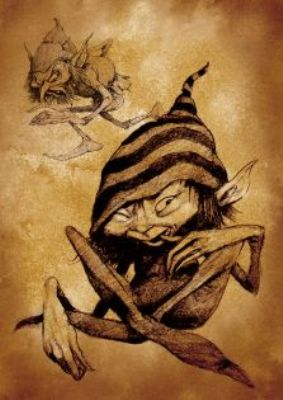 Brian Froud Evil Fairy
