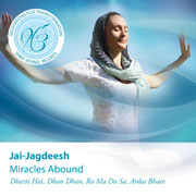 Miracles Abound: Meditations for Transformation - Jai-Jagdeesh- CD
