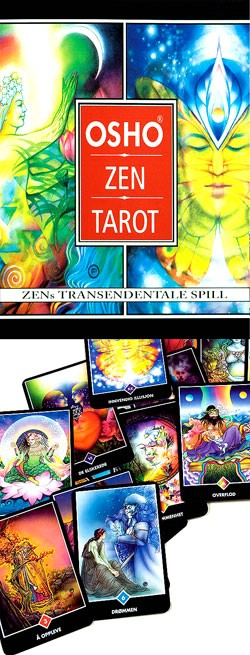 Osho Zen Tarot (kort) Norsk