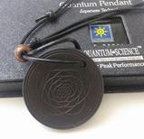 Turmalin Quantum Scalar Energi Halsband - Livetsblomma / Flower of Life