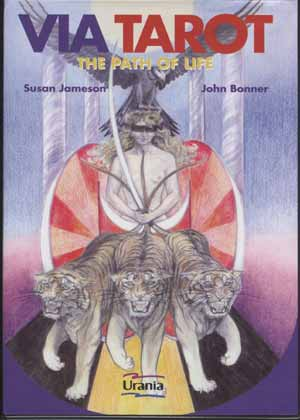 Via Tarot , The path of Life - Jameson / Bonner
