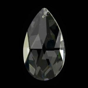 Glas Prismor - Droppe 9cm