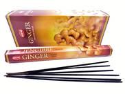 Indisk  Rökelse  - Ginger (Ingejära)
