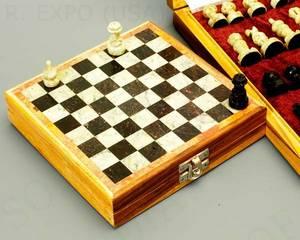 Schackbräde - Onyx