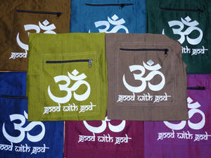 Yogamatta Väska - Aum