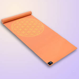 Yogamatta  - LivetsMango - blomma - 4mm