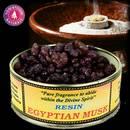 Kåda/Resin  rökelse - Egytian Musk