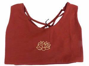 Yoga Bra - Näckrosen - Large
