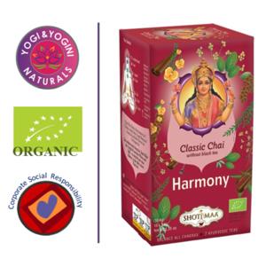 Harmony - Chai Classic - No black tea - EKO