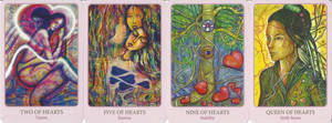The Art of Love Tarot   - Denise Jarvie