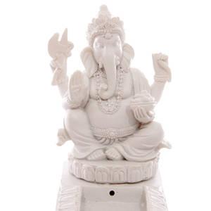 Vit Ganesh Askfångare