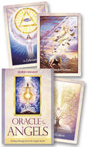 Oracle of the Angels: Healing Images & Messages from the Angelic Realm by Mario Duguay