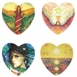 Heart & Soul Cards Oracle Cards for Personal & Planetary Transformation Toni Carmine Salerno